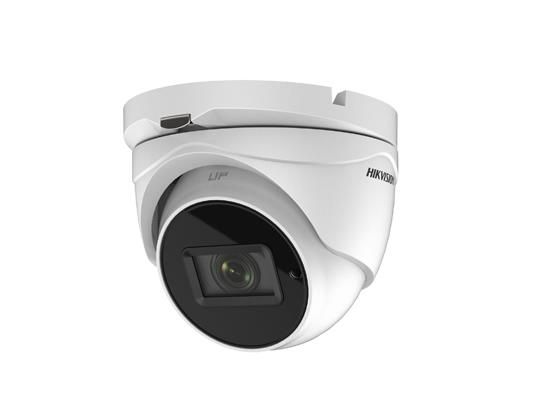 Hikvision DS-2CE56H1T-IT3Z 5 MP HD Motorized VF EXIR Turret Camera (Refurbish)