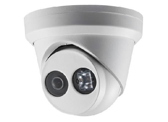 Hikvision DS-2CD2383G0-I 8 MP IR Fixed Turret Network Camera (4mm Lens)