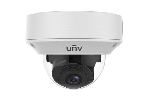 Uniview IPC3238SR3-DVPZ 8MP WDR VF Vandal-resistant IR Dome Network Camera