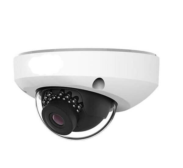 Uniview IPC314SR-DVPF28 4MP Vandal-resistant IR Fixed Mini Dome Camera