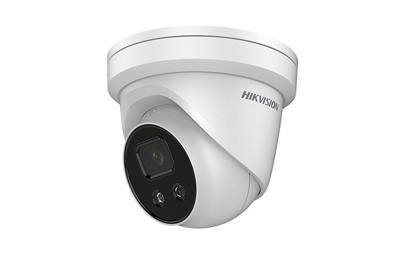 Hikvision DS-2CD2346G1-I 4MP Outdoor AcuSense IR Fixed Turret Camera