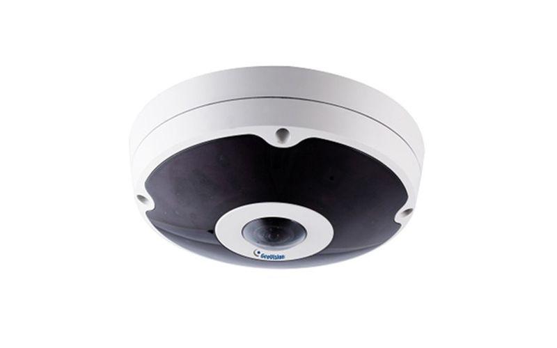 Geovision GV-FER5701 5MP H.265 Low Lux WDR Pro IR Fisheye Rugged IP Camera