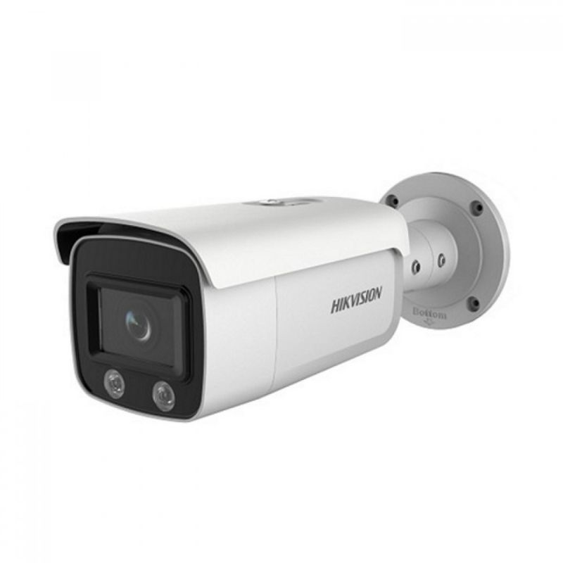 Hikvision DS-2CD2T47G1-L 4MP ColorVu Fixed Bullet Network Camera (4mm)