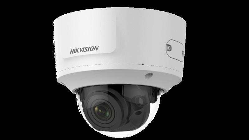 Hikvision DS-2CD2785FWD-IZS 8MP IR Varifocal Dome Network Camera