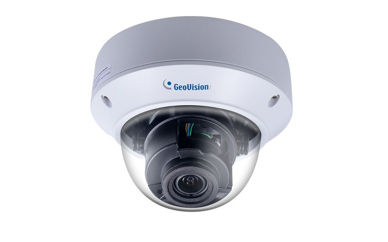 Geovision GV-AVD2700 2MP H.265 Low Lux WDR Pro IR Vandal Proof IP Dome