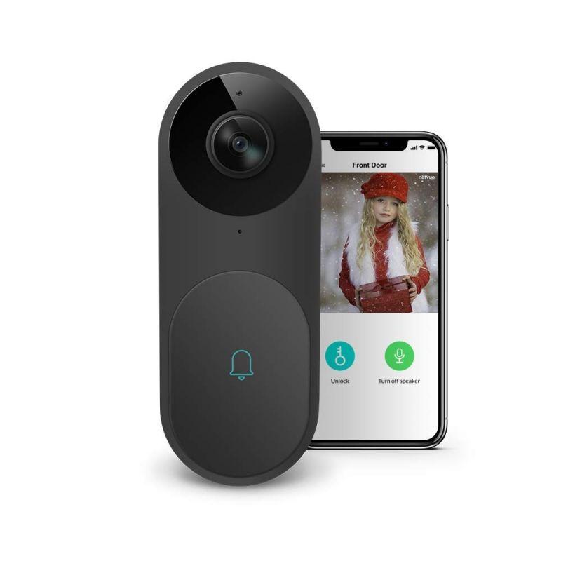 Netvue Belle A.I. Wifi Video Doorbell