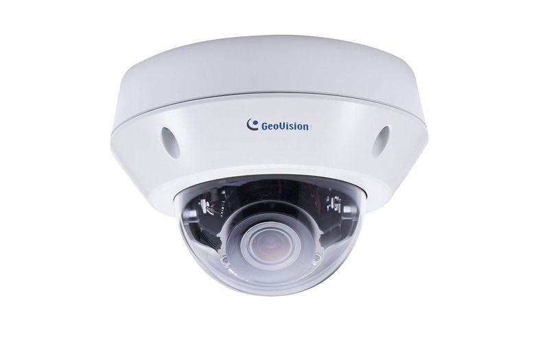 Geovision GV-VD4712 4MP H.265 4.3x Zoom Super Low Lux WDR Pro IR Vandal Proof IP (2.8 ~ 12mm)