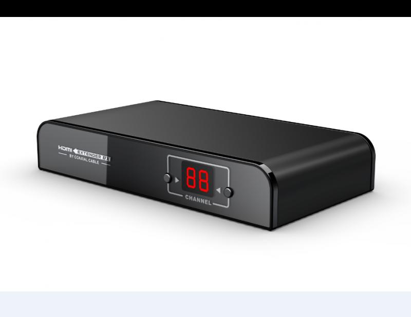 JE-HCX379 HDMI over coax Extender