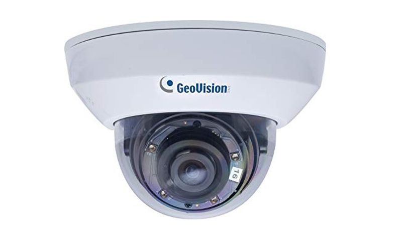 Geovision GV-TDR2700 2MP H.265 Low Lux WDR Pro IR Mini Fixed Rugged IP Dome(2.8mm)