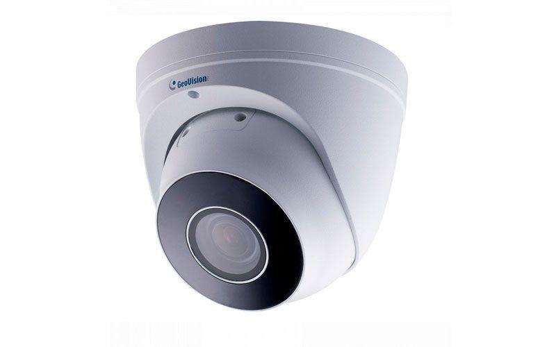 Geovision GV-EBD8711 8MP H.265 2.7~12 mm IR Eyeball cam,IP67