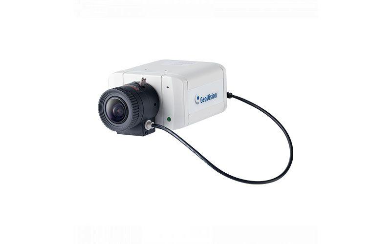 Geovision GV-BX4700-3V 4MP H.265 Super Low Lux WDR Pro D/N Box IP Camera (3-10.5mm)