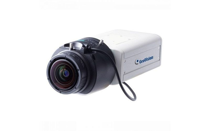 Geovision GV-BX12201 12MP H.264 Low Lux WDR D/N Box IP Camera (4.1-9mm)