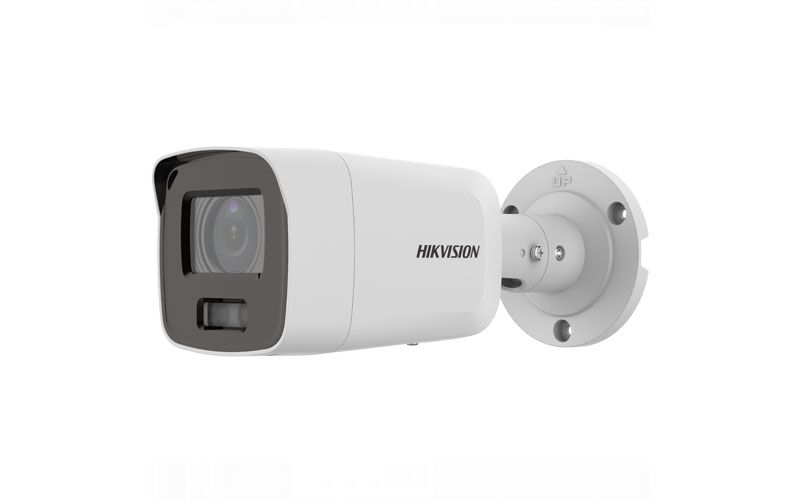Hikvision DS-2CD2087G2-L 8 MP ColorVu Fixed Bullet Network Camera (2.8mm)