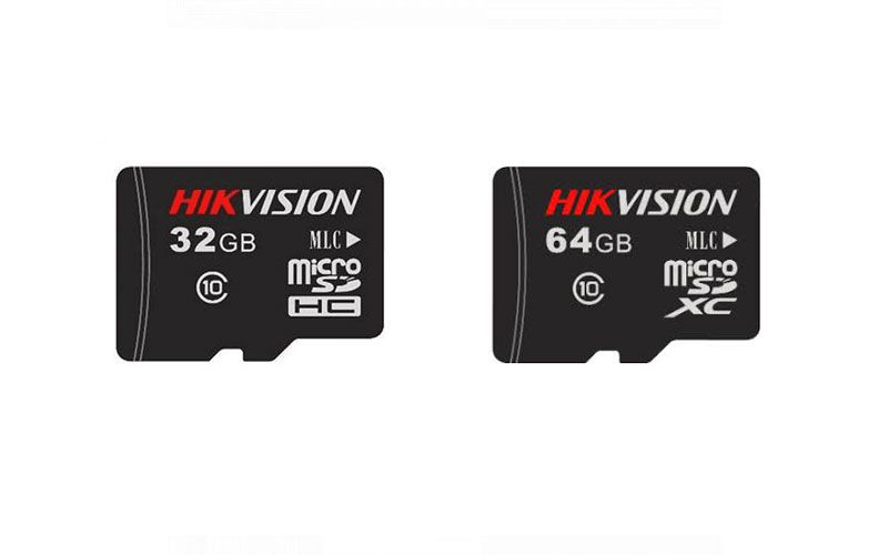 Hikvision HS-TF-H1I/32G(64G) H1 Series Micro SD (TF) Card (32GB/64GB)