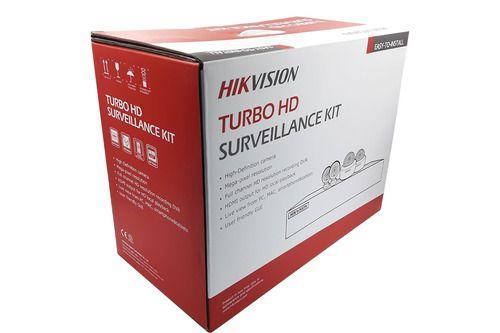 Hikvision DS-J142I DS-7204HGHI-F1+2+2CAM 1MP TURBO HD KIT