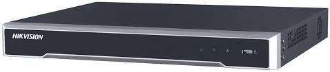 DS-7616NI-I2/16P Hikvision 16-Channel Embedded Plug & Play 4K NVR - 4TB