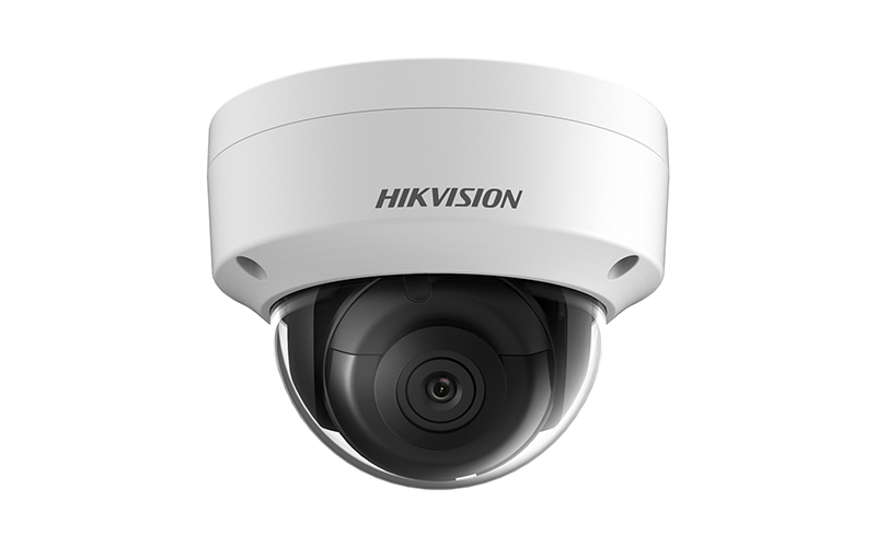 Hikvision DS-2CD2147G2-SU 4 MP ColorVu Fixed Dome Network Camera (2.8mm)