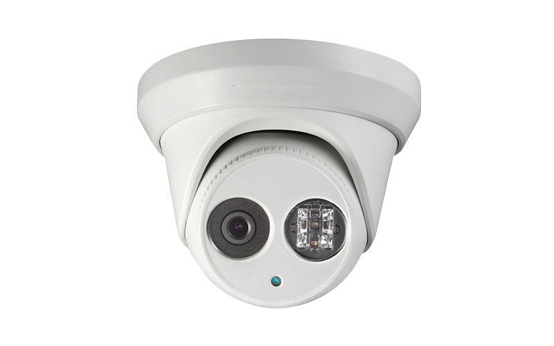 JE-IPD4800T (Jetvision) OEM  - OEM 4MP IP Turret Camera-2.8mm fixed