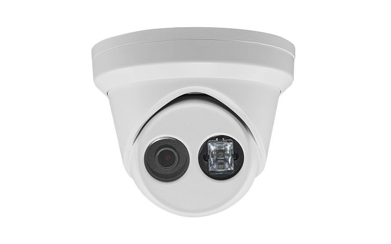 Hikvision DS-2CD2383G0-I 8 MP IR Fixed Turret Network Camera (2.8/4mm Lens)