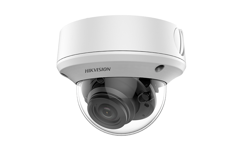 Hikvision DS-2CE5AD3T-AVPIT3ZF 2 MP Outdoor Ultra-Low Light Dome Camera (2.7~13mm)