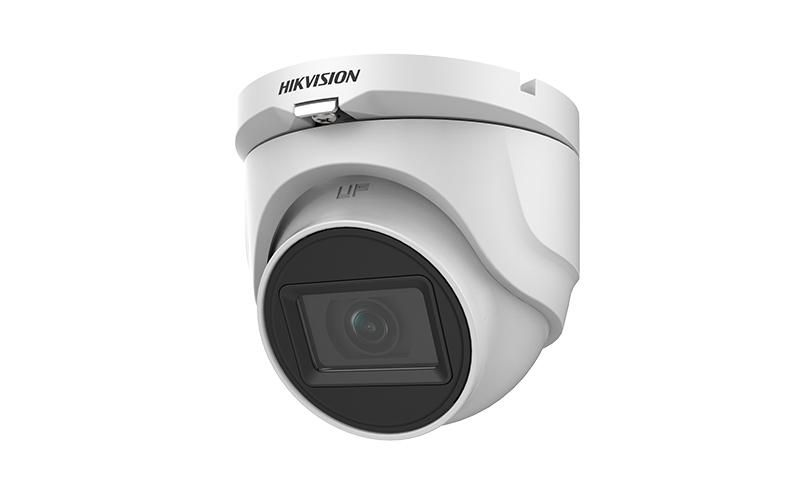 Hikvision DS-2CE76H0T-ITMF 5 MP Outdoor Turret Camera