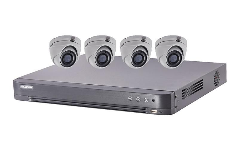 Hikvision T7204U1TA4 5 MP TurboHD Kits