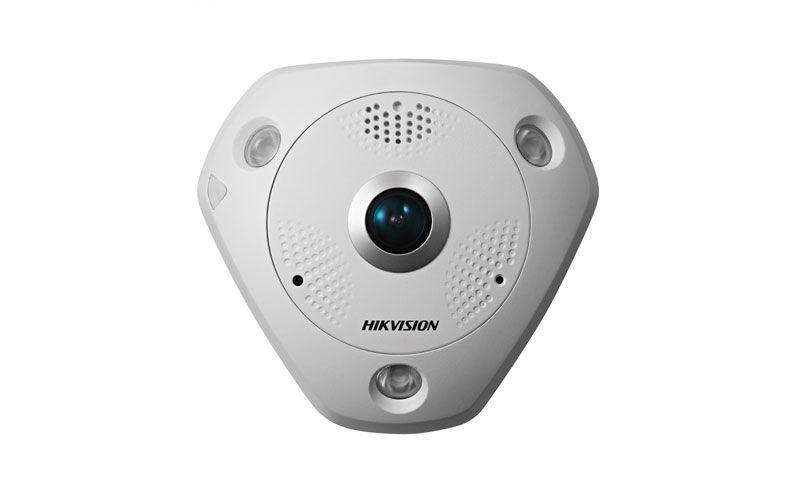 Hikvision DS-2CD6365G0E-IVS 6 MP Network Fisheye Camera