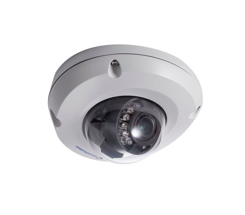 Geovision GV-EFD2700 2MP H.265 Super Low Lux WDR Pro IR Mini Fixed IP Dome