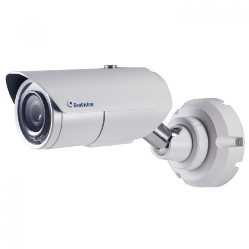 Geovision GV-EBL4702-2F 4MP H.265 Super Low Lux WDR Pro IR Bullet IP Camera (3.8mm Lens)