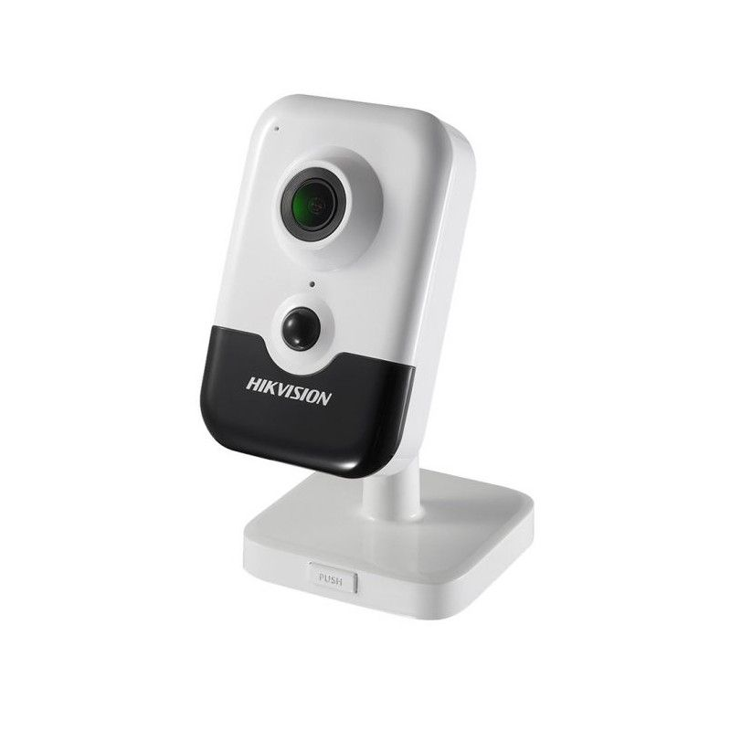 Hikvision DS-2CD2455FWD-IW 5 MP IR Fixed Cube Network Camera(2.8mm Lens)