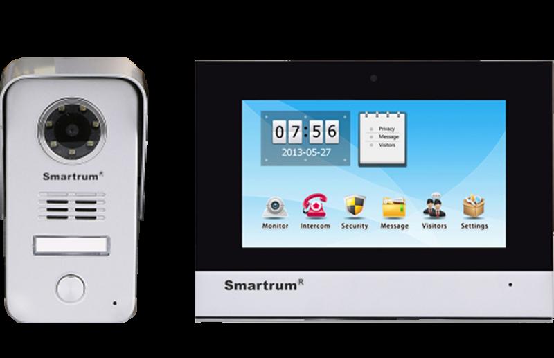 Smartrum JE-2W5531 1.3MP 2-Wire HD Door Station Intercom
