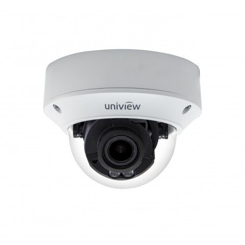Uniview IPC3232ER3-DUVZ 2MP WDR Starlight Vandal-resistant Network IR Fixed Dome Camera