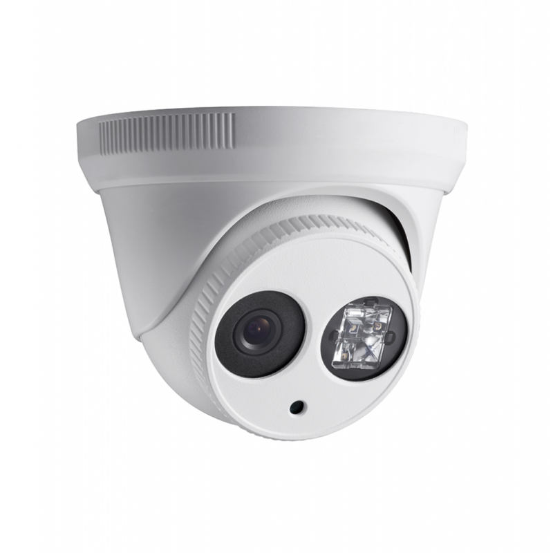 JE-IPD4800T (Jetvision) OEM  - OEM 4MP IP Turret Camera-2.8mm fixed