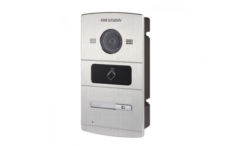 DS-KV8102-IM Water Proof Metal Villa Door Station