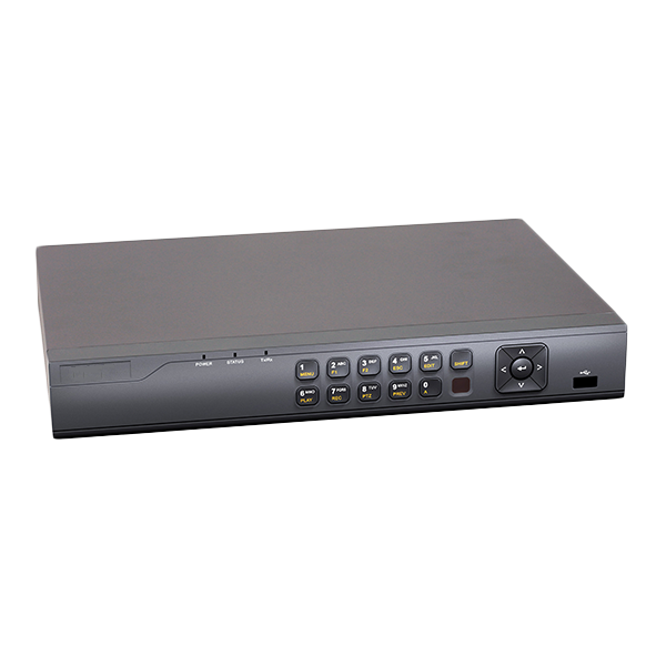 JE-7504HDT (Jetvision) OEM  Professional 4 Channel 5MP HD-TVI 4.0 DVR + 2CH IP w/ 1TB HDD