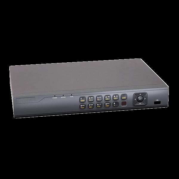 JE-7504HDT (Jetvision) OEM  Professional 4 Channel 5MP HD-TVI 4.0 DVR + 2CH IP w/ 1TB HDD