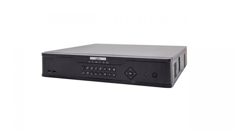 Uniview NVR308-64R 64 Channel 8 HDDs RAID NVR (4TB)