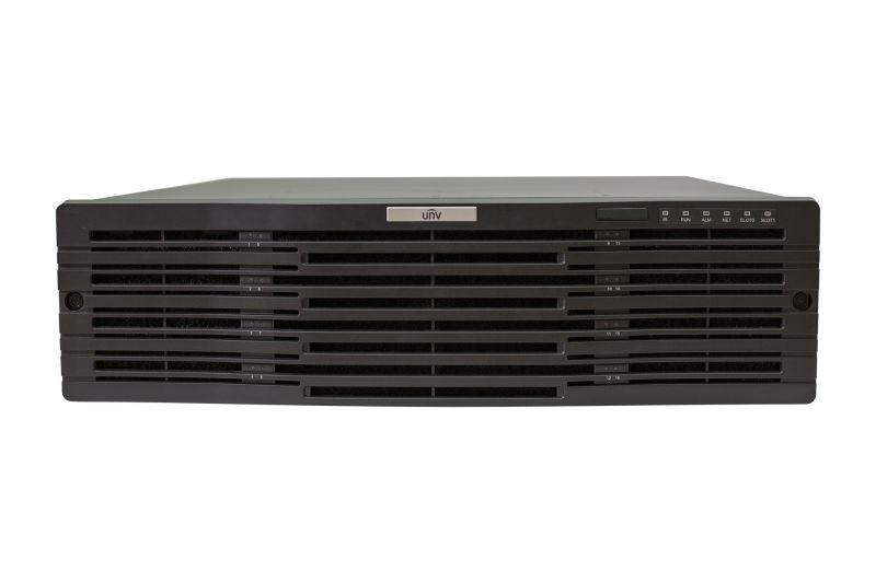 Uniview NVR516-128ADV 128 Channel 16 HDDs RAID NVR (w/ Dual Power Supply/4ch Decoder card) (4TB)