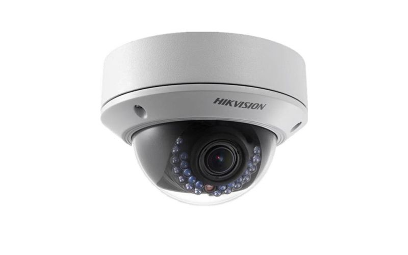 DS-2CD2722FWD-IZS - Hikvision 2MP Varifocal IP Dome Camera