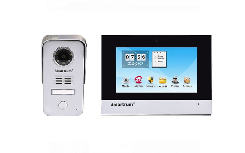 Smartrum JE-2W5531 1.3MP 2-Wire HD Door Station Intercom