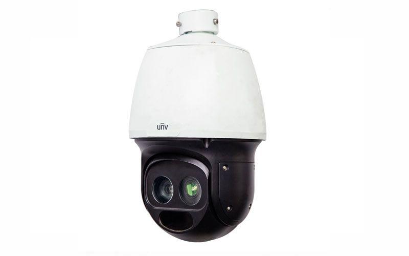 Uniview IPC6252SL-X33UP 2MP Starlight Laser IR Network PTZ Dome Camera