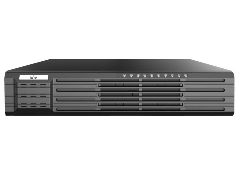 Uniview NVR308-64E 64 Channel 8 HDDs 4K NVR (4TB)