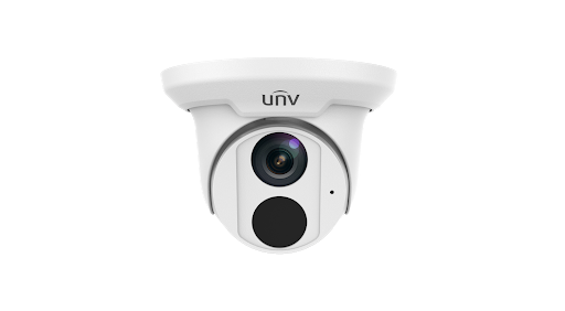 Uniview IPC3618SR3-DPF40M 8MP Network IR Fixed Dome Camera (4mm Lens)