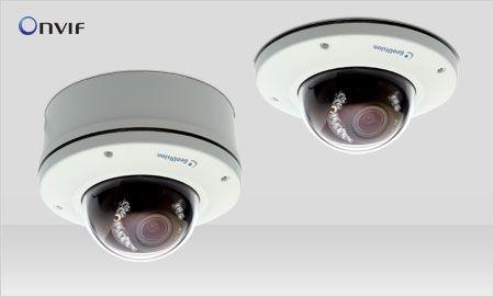 GV-VD3400 GeoVision 3MP H.264 WDR IR Vandal-Proof IP Dome Camera